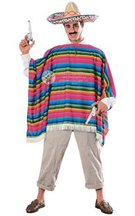 Picture of MEXICAN SERAPE