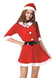 Picture of CHRISTMAS LADY