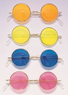 Picture of 70's ROUND GLASSES