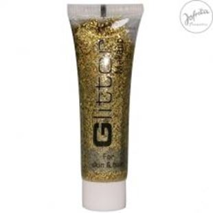 Picture of GOLD GLITTER MAKE UP