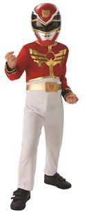 Picture of MEGAFORCE RED RANGER ACTION SUIT