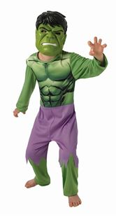 Picture of HULK ACTION SUIT IN BLISTER