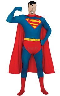 Picture of SUPERMAN 2ND SKIN SUIT