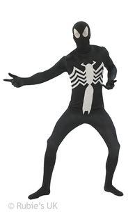 Picture of BLACK SPIDER MAN 2ND SKIN