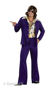Picture of LEISURE SUIT PURPLE