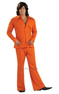 Picture of LEISURE SUIT ORANGE