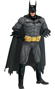 Picture of COLLECTORS AD GREY BATMAN