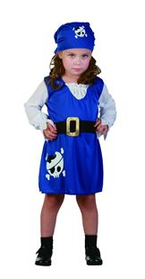 Picture of BLUE GIRL PIRATE
