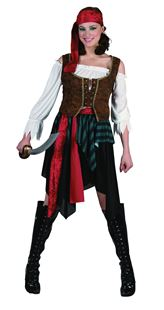 Picture of PIRATE WOMAN