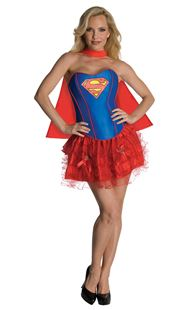 Picture of SUPERGIRL CORSET