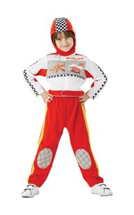 Picture of CARS RACE SUIT DELUXE