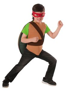 Picture of TMNT CRIME FIGHTING COSTUME SET