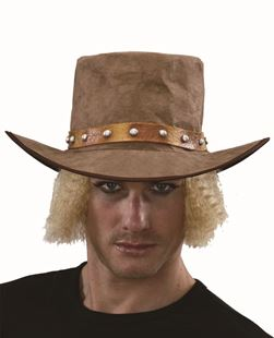 Picture of HAT WITH HAIR