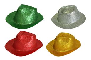 Picture of COWBOY GLITTER HAT