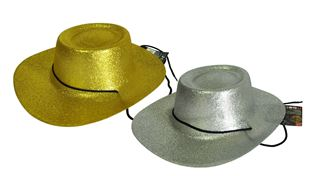 Picture of SHINY COWBOY HAT