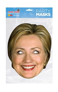 Picture of MASKA HILARY CLINTON