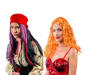 Picture for category Carnival wigs