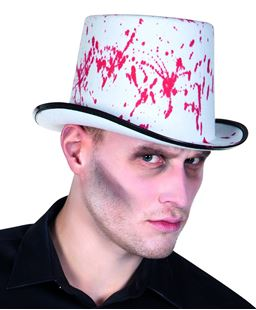 Picture of HAT BLOOD SPATTERS
