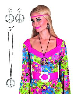 Picture of PEACE (NECKLACE AND EARRINGS)