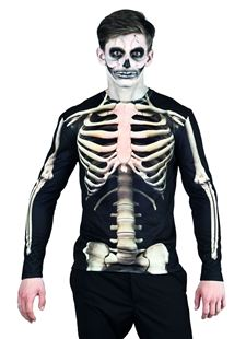 Picture of PHOTOREALISTIC SHIRT SKELETON