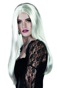 Picture of WIG WITCH WHITE