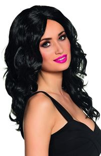 Picture of WIG FAMOUS BLACK