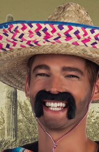 Picture of MUSTACHE MEXICAN
