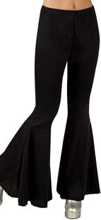 Picture of FLARE PANTS BLACK (M STRETCH)