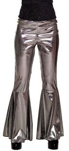 Picture of FLARE PANTS SILVER (M STRETCH)