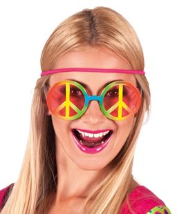 Picture of HIPPIE GLASSES