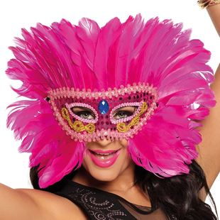 Picture of MASK FLAMINGO QUEEN