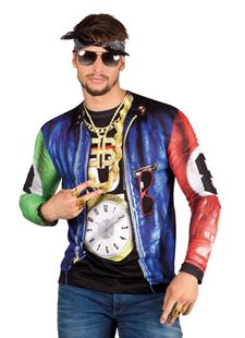 Picture of Photorealistic shirt Rapper