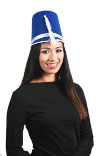 Picture of BLUE MAJORETTE'S CAP