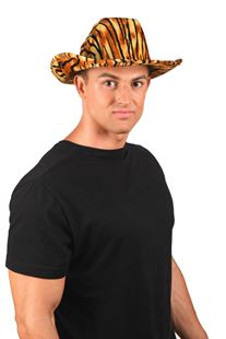 Picture of COWBOY HAT WITH PATTERN