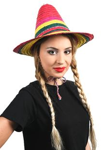 Picture of MULTICOLOUR SOMBRERO