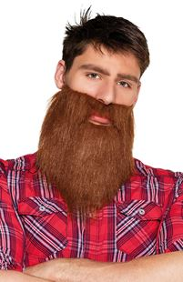 Picture of BEARD AND MUSTACHE HYPSTER