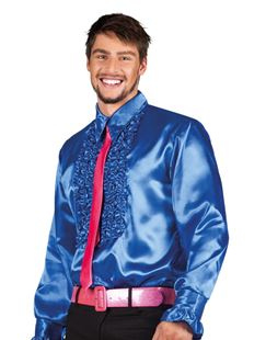 Picture of PARTY SHIRT BLUE