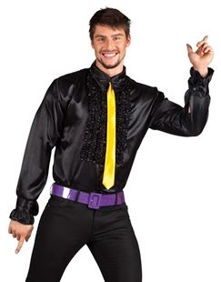 Picture of PARTY SHIRT BLACK