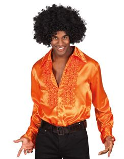 Picture of PARTY SHIRT ORANGE