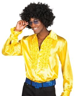Picture of PARTY SHIRT YELLOW