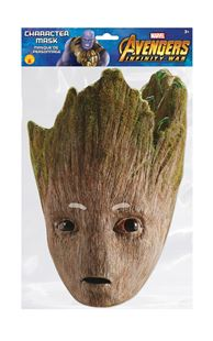Picture of TEEN GROOT CHARACTER MASK