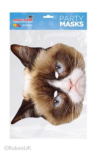 Picture of GRUMPY CAT CARD MASK