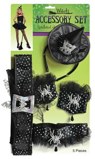 Picture of 5 Accessories Witch