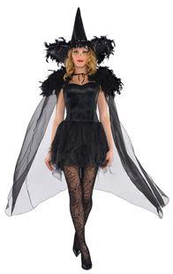 Slika od Plašt za Vješticu s perjem