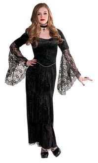 Picture of Dječji kostim Gotička Ljepotica