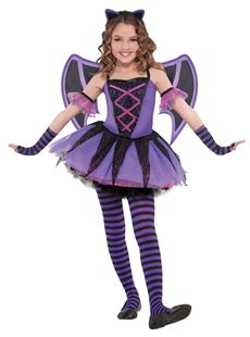 Picture of Children's Costume Ballerina Bat